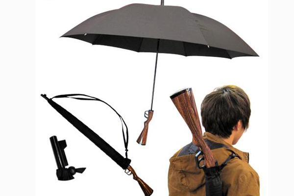 霸气侧漏的猎枪伞(三)