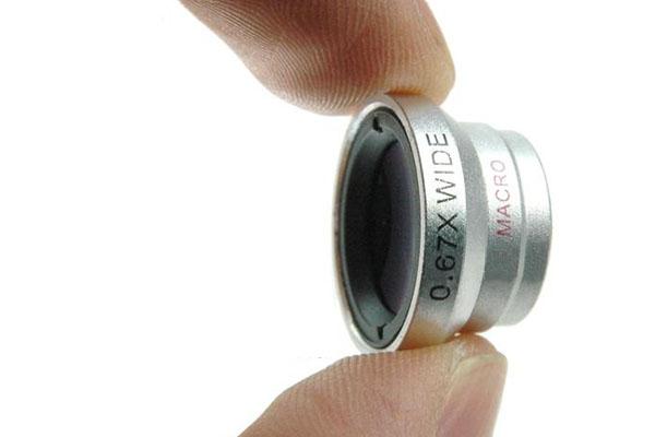 手机广角微距摄像镜头