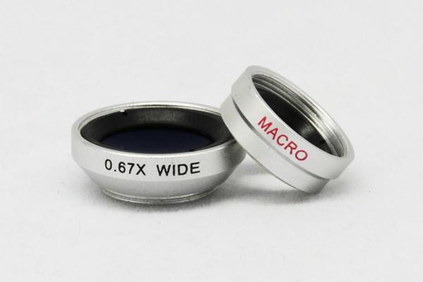 手机广角微距摄像镜头(三)