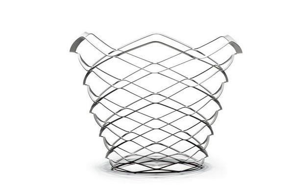 丹麦艺术的剪纸果篮(二)