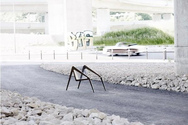 造型霸气的蜘蛛椅