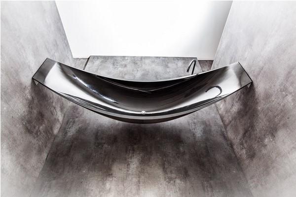 反传统吊床浴缸(五)