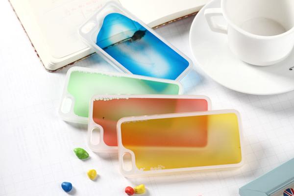 iPhone5 液态手机壳