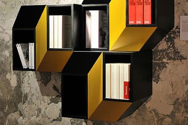 模块化的视觉书架(二)