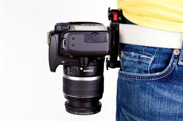 超方便的相机无绳夹