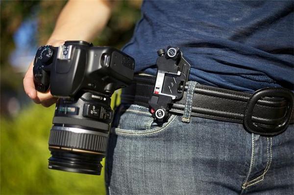 超方便的相机无绳夹(三)