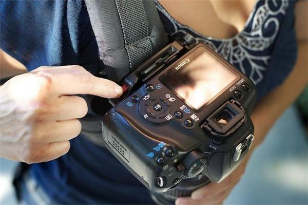 超方便的相机无绳夹(五)