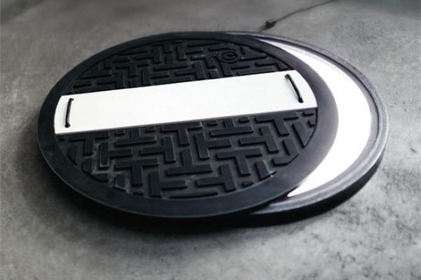 有趣且安全的井盖灯(三)