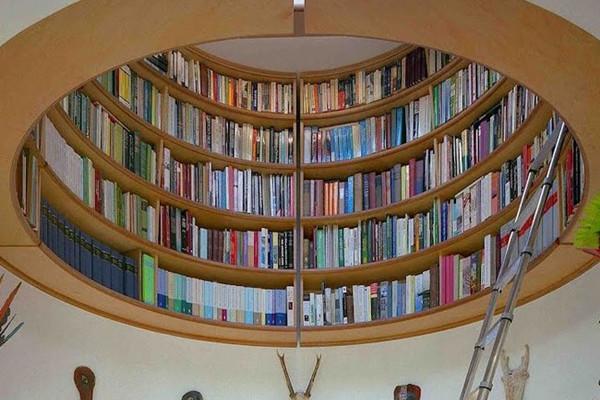 家里的空中图书馆(二)