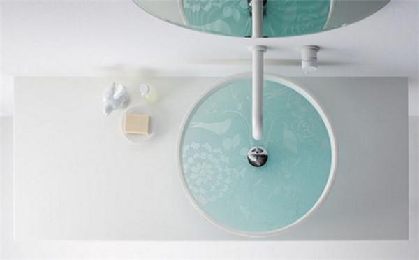创意光影洗手池(五)