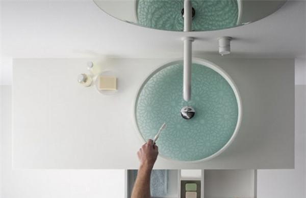 创意光影洗手池(六)