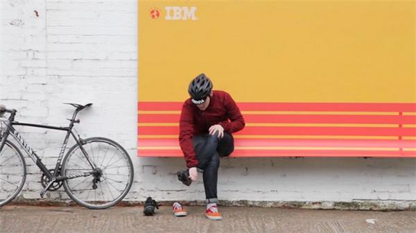 激发创意分享的IBM广告牌(二)