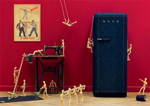 经典复古主题冰箱(三)