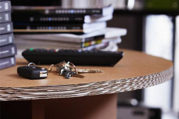 新奇的纸板家具(四)