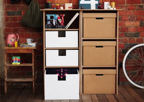 新奇的纸板家具(五)