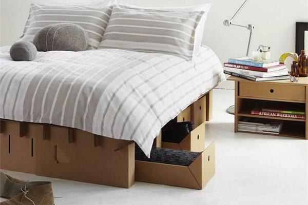 新奇的纸板家具(六)
