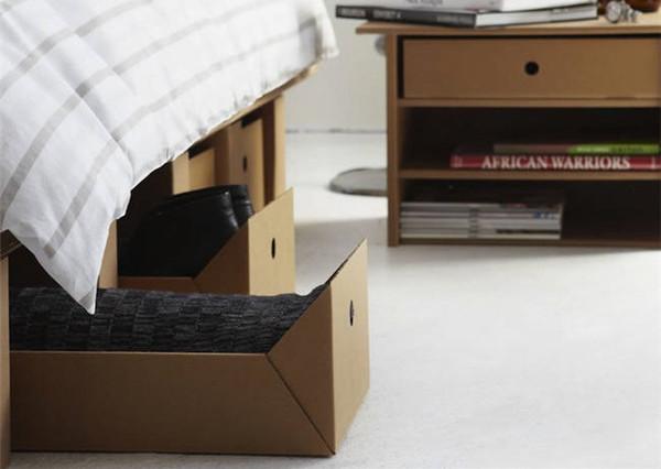 新奇的纸板家具(七)