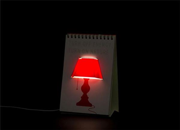 点缀你的桌面——翻页台灯(三)