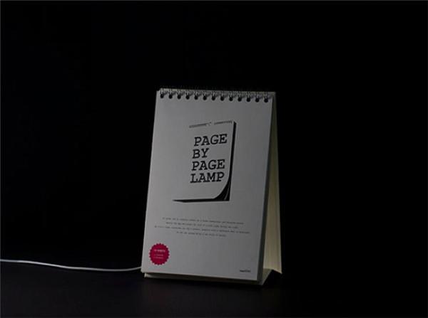 点缀你的桌面——翻页台灯(五)