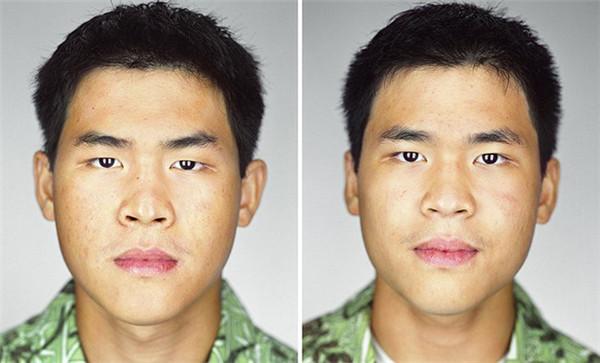 有趣的双胞胎肖像照(四)
