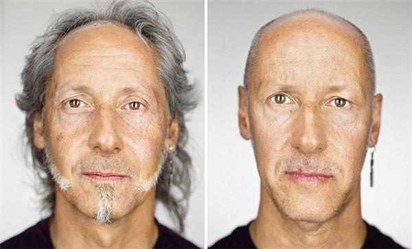 有趣的双胞胎肖像照(六)