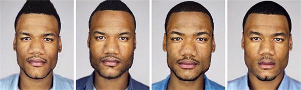 有趣的双胞胎肖像照(九)