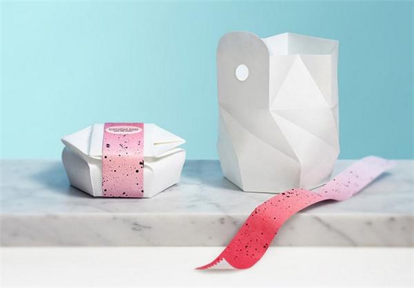 折纸式环保泡面碗(三)