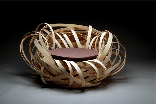 优雅鸟巢椅(二)