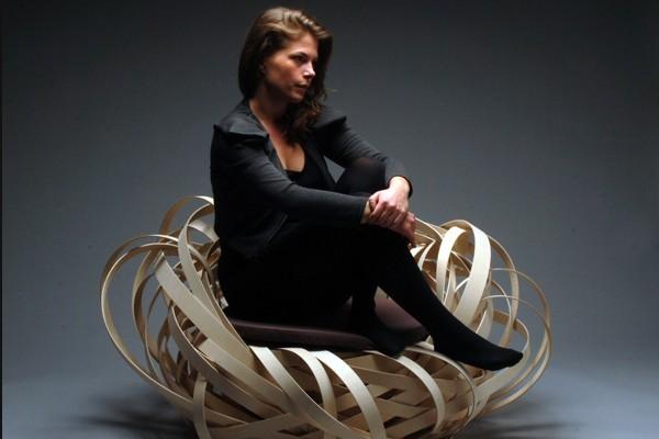 优雅鸟巢椅(四)