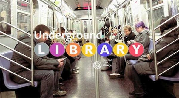 纽约智能公共图书馆系统