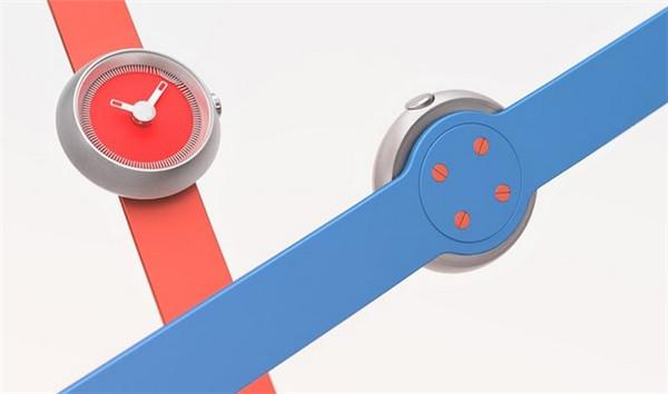 提醒你惜时的引力手表(五)