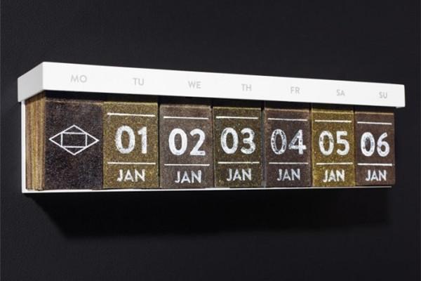 创意爆表的茶片日历(三)