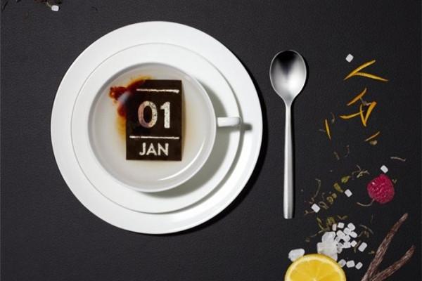创意爆表的茶片日历(六)