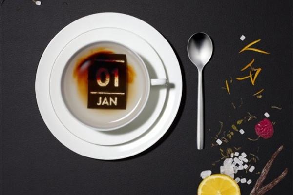 创意爆表的茶片日历(七)