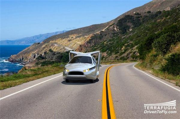 未来的交通工具(三)