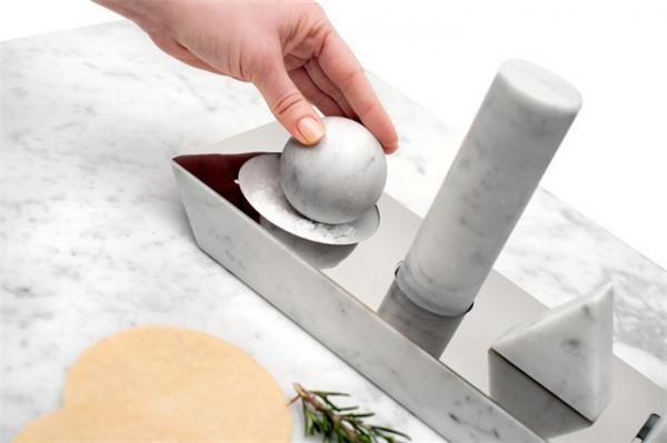 稀奇的大理石厨具