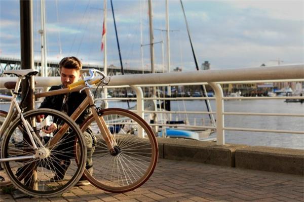 藏起来的自行车锁(四)