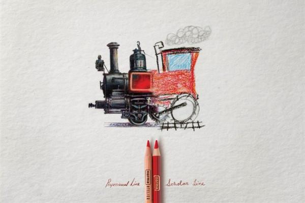 Norma Atelier的有趣画笔广告(三)