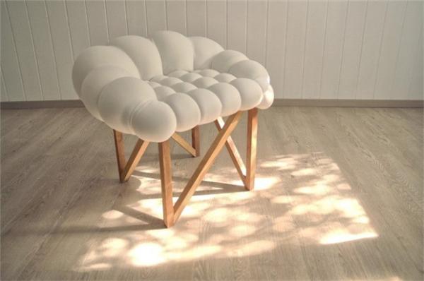 很有风格的雪瑞浆果椅