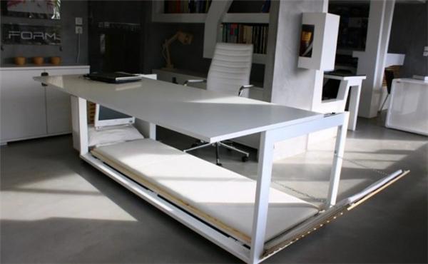 提供午睡的办公桌(四)