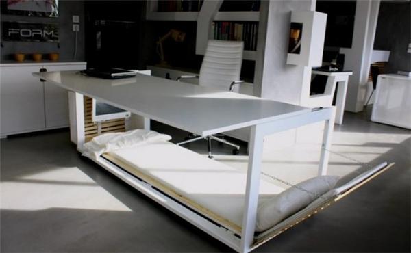 提供午睡的办公桌(五)