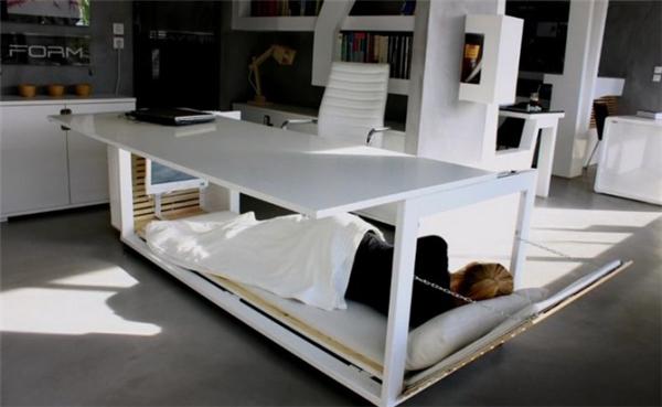 提供午睡的办公桌(六)
