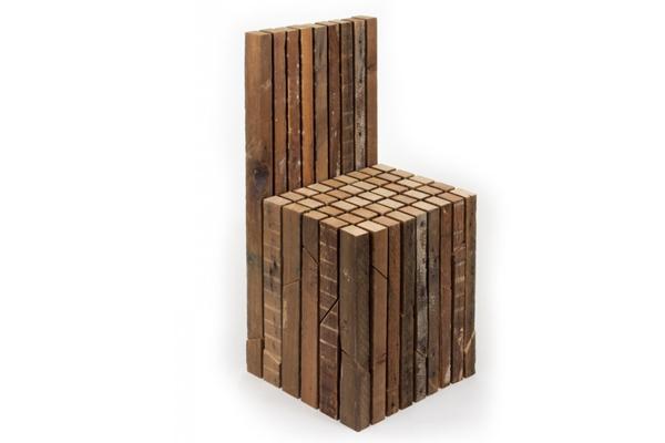 另类支离破碎桌椅(二)