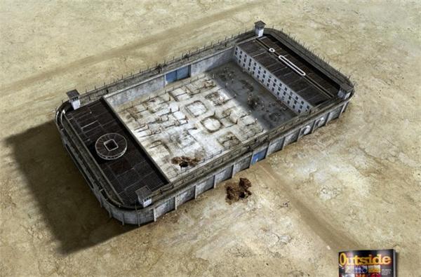 科技囚奴的创意广告