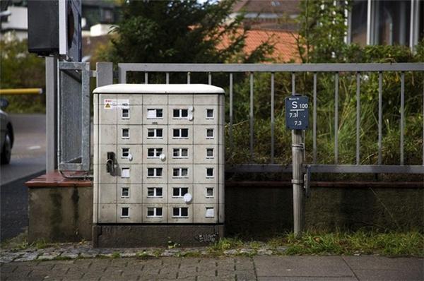 街头的小艺术建筑(二)