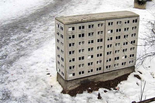 街头的小艺术建筑(四)