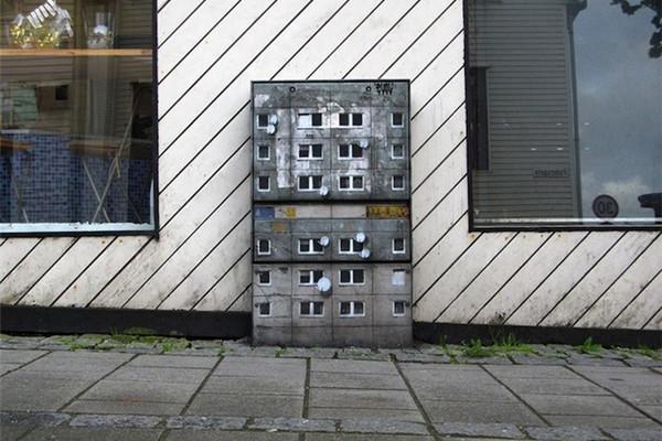 街头的小艺术建筑(六)