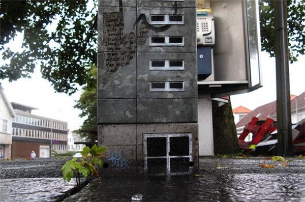 街头的小艺术建筑(七)