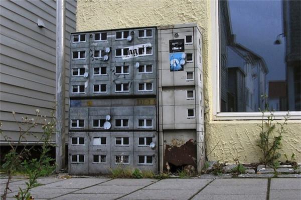 街头的小艺术建筑(十一)