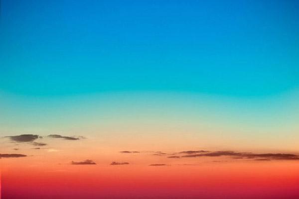 镜头下多姿多彩的天空
